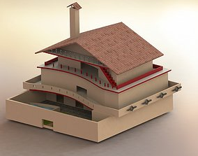 3D Home with Roads
