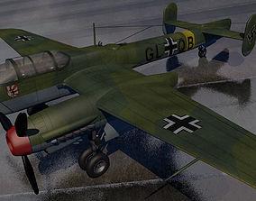 3D Arado Ar-240 A-02