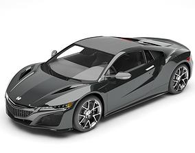 Honda 3D model