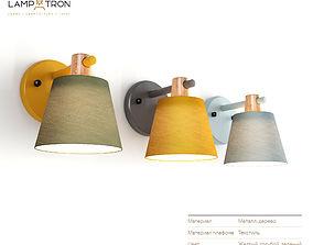 3D lampatron NATURA WALL