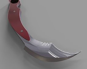 Karambit knife 4 3D print model