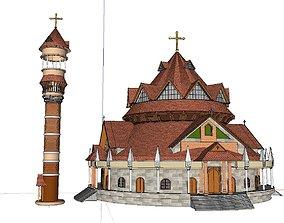 3D Architecture-Religion-God-Culture-Temple-0261