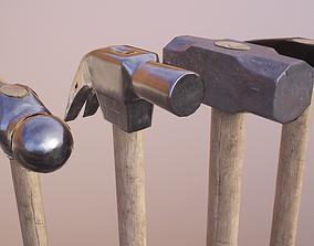 Hammer Pack 3D model