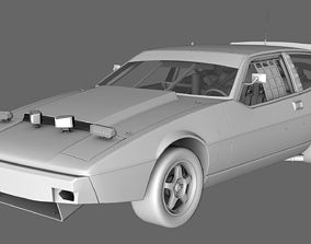 3D model Lotus Elite 1976 Chotus