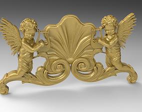 angel 3 3D printable model