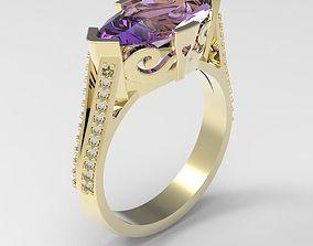 Ring Princess Eye 3D printable model