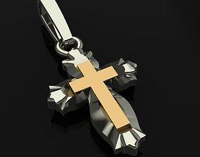 3D print model Beautiful cross