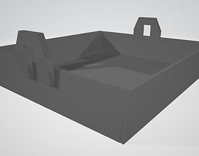 PIKO Remote Control Toy Controller Roof 3D print model