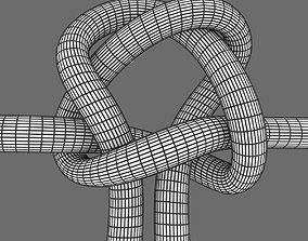 3D model kilkenny knot