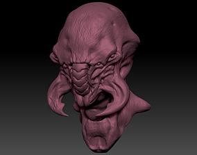 3D printable model Alien Creature