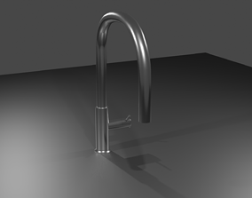 3D asset realtime faucet