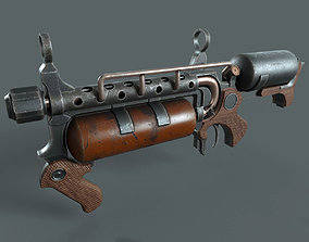 Napalm Flamethrower 3D