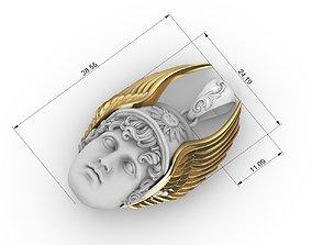 hermes pendant 3d model olympus