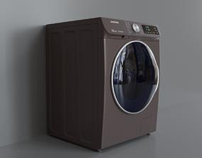 3D model samsung Samsung washing machine