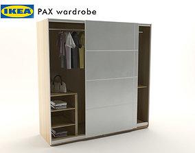 contemporary IKEA PAX WARDROBE 3D model
