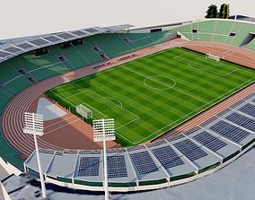 Bislett Stadium - Norway 3D