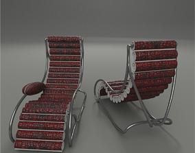 3D model Longue couch