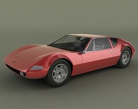Monteverdi Hai 450 GTS 3D model
