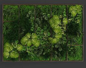 3D asset Vertical gardening 05