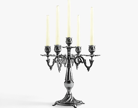 3D model candelabrum