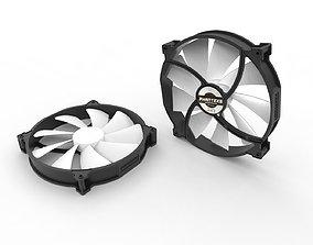 3D model Phanteks PH-F200SP 200mm Fan