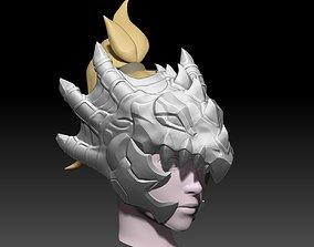 Mercy Dragoon Helmet 3D print Model Overwatch
