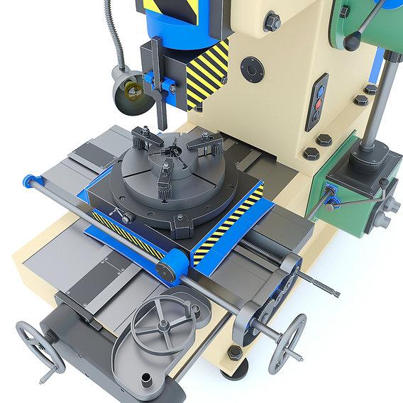 Slotting machine tool 7A420