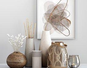 3D model Decorative set 010