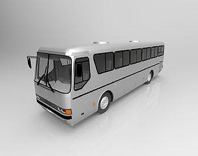 3D model rigged Coach Bus Mercedes-Benz MB o-371R