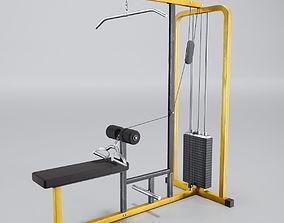 Pull Station 3D model