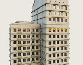 3D asset Building Skyscraper City 6