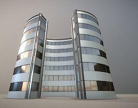 3D City Building Design C-1