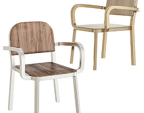 1 Inch Armchair 3d model realtime