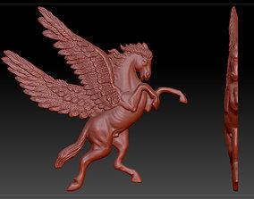 Pegasus printable 3D print model