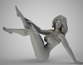 Beautiful Legs 3D print model