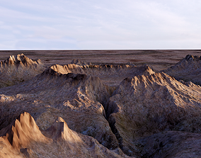 Crater 3D