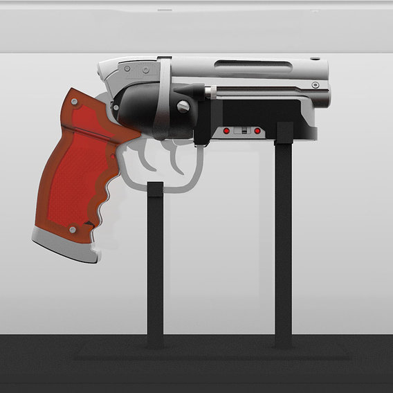 Bladerunner´s Deckard Blaster