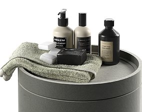 3D Body Care Products with Towel various