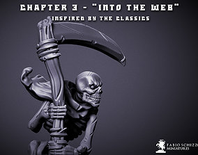 Classic Skeleton 3D printable model