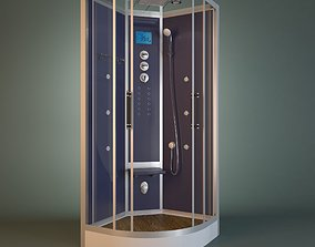 Shower Steam Cabine 3D