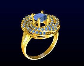 3D printable model DIAMOND JEWELLERY diamond-ring
