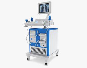 Medical - Ultrasound System 3D model