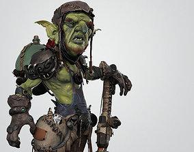 Little Goblin 3D model