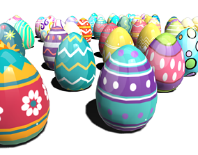 3D model Colections Easter egg