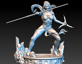 Jade Mortal Kombat 3D printable model