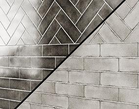 EQUIPE VESTIGE ECIPE VESTIGE Wall tiles 3D