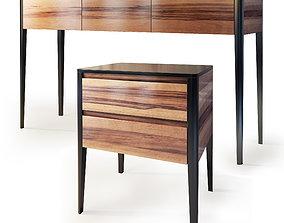 Dresser bedside table by Werby 3D model
