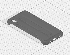 3D printable model cover case xiaomi redmi note 7 with 5
