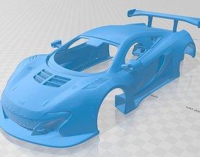 McLaren GT3 2014 Printable Body Car