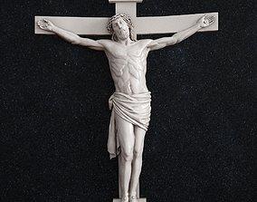 3D printable model Jesus cross crucifix